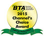 BTA 2015 Channel's Choice Award