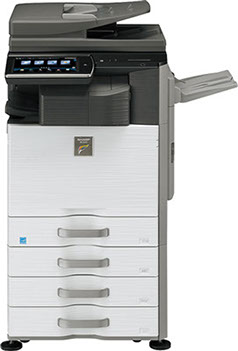 Sharp MX-2640N Digital MFP 26ppm color document system at wholesale prices. Volume discounts available.