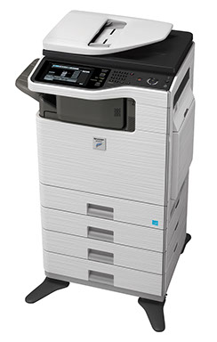 Sharp MX-B402 Digital MFP workgroup document system at discounted prices.