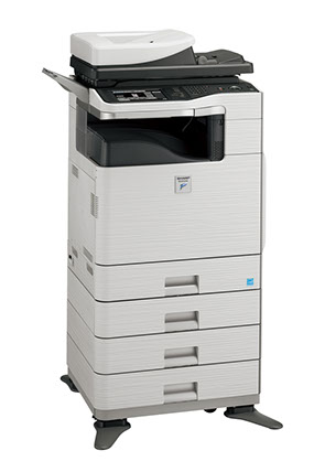 Sharp MX-B402SC Digitan MFP (Dual-sided Scanning) 40 pmm workgroup document system at discounted prices.