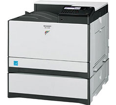 Sharp MX-C3000P Digital MFP 30ppm color desktop document system at wholesale prices. Volume discounts available.