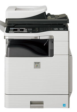Sharp MX-C402SC Color MFP 40ppm color workgroup document system at wholesale prices.