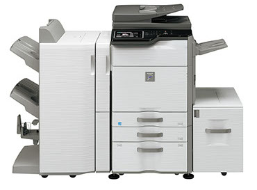Sharp MX-364N Digital MFP at discounted prices.