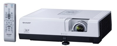 Sharp PG-D2510X DLP Multimedia Projector at discounted prices.