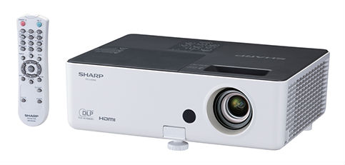 Sharp PG-LX2000 DLP Multimedia Projector
