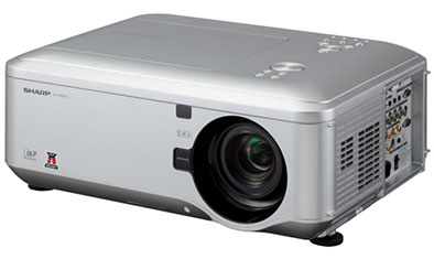 Sharp XG-PH80XN Multimedia Projector large venue projector at discounted prices.