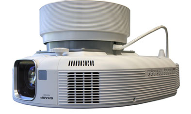 Sharp XG-SV100W Multimedia Projector - WXGA Swivel at discounted prices.